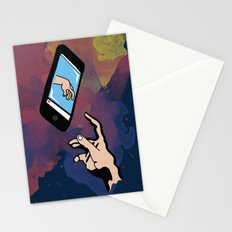 The Re-Creation of Adam Stationery Cards