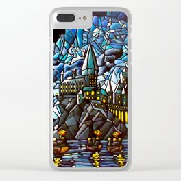First Day of Magic... Clear iPhone Case