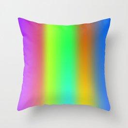 gradien background Throw Pillow