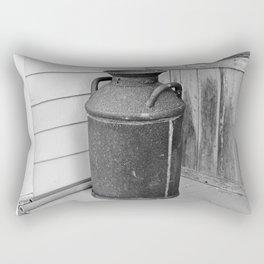 Jug on the Porch Rectangular Pillow