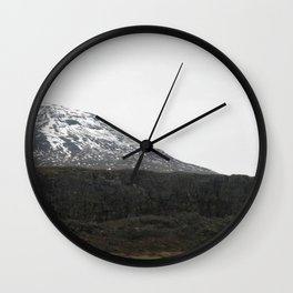 The Wall Wall Clock