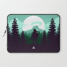 The Legend of Zelda - Green Version Laptop Sleeve