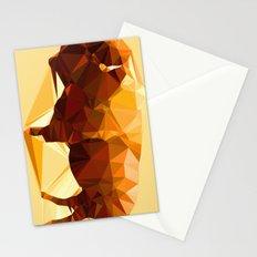 Syncerus caffer Stationery Cards