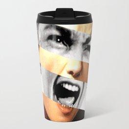 Caravaggio's Medusa & Psycho Travel Mug