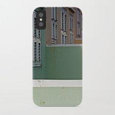Stucco iPhone X Slim Case