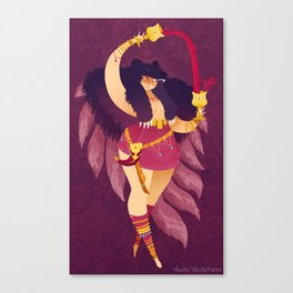 The Graces: Thalia Canvas Print