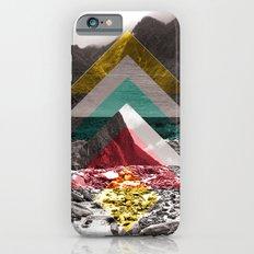 Sojourn series - Fox Glacier  iPhone 6s Slim Case
