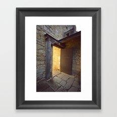Lumiere Framed Art Print