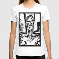 christ T-shirts featuring Zombie Christ by Dandy Jon