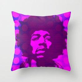 JIMI0302 Throw Pillow