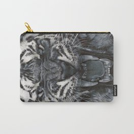 Tiger Roar! - By Julio Lucas Carry-All Pouch