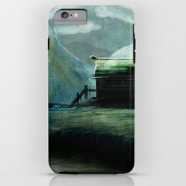 Mountain Hovel iPhone Case