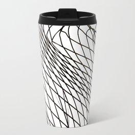 Lines & Curves #2 Travel Mug