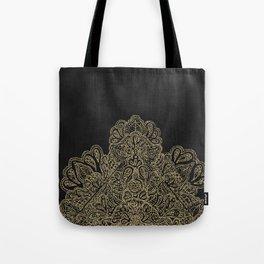 Ornate Diamond Tote Bag