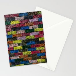 Follow The Bright Brick Road Stationery Cards