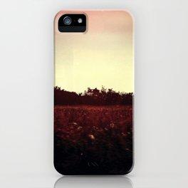 familiar iPhone Case