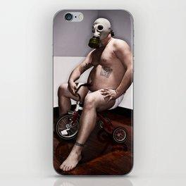 Toxic Youth iPhone Skin