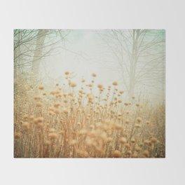 The Magic of Fog Throw Blanket