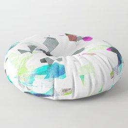 Camouflage XXXII Floor Pillow