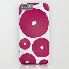 Sea's Design - Urchin Skeleton (Deep Pink) Slim Case iPhone 6s