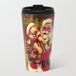 Santa Claus 3 Travel Mug