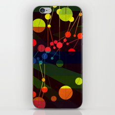 Planetary System I iPhone & iPod Skin