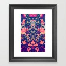 Algernon Framed Art Print