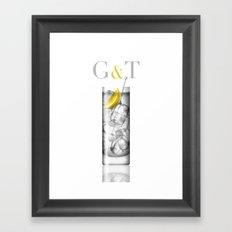 G&T Framed Art Print