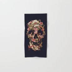 Jungle Skull Hand & Bath Towel