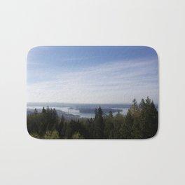 Vancouver Lookout Mount Cypress Bath Mat