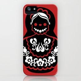 Matryoshka - Ethnic iPhone Case