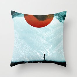 Found in isolation Throw Pillow