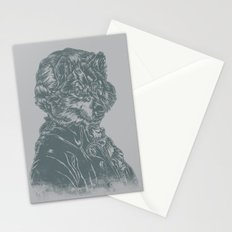 Wolf Amadeus Mozart Stationery Cards