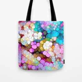 Happy Colors Tote Bag