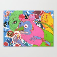 Thunder Rats Canvas Print