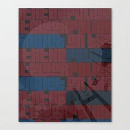 POPOP Canvas Print
