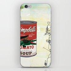 GMO Bro. iPhone & iPod Skin
