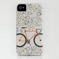 Fixed gear bikes Slim Case iPhone (4, 4s)