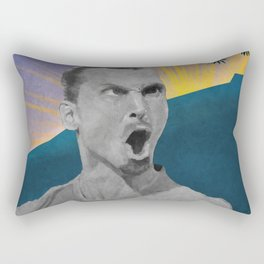 Legend Celebration Rectangular Pillow