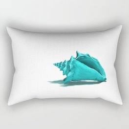 Aura the Seashell Rectangular Pillow
