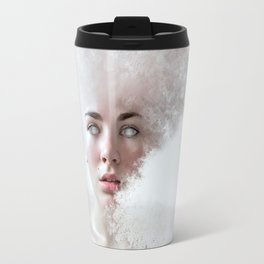Lady of the Field Travel Mug