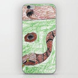 Copperhead! iPhone Skin