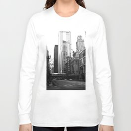 Chicago, IL Long Sleeve T-shirt