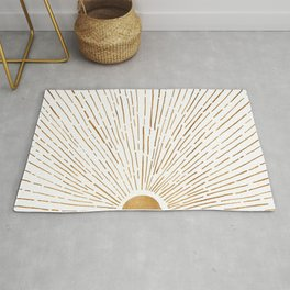 Let The Sunshine In Rug