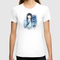 medusa T-shirts featuring Medusa by Kristina Sabaite