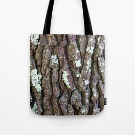 Pine tree bark IV Tote Bag