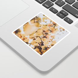 Spring Flowers VII Sticker