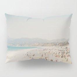 summer time in Santa Monica ... Pillow Sham