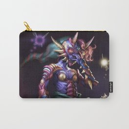 Evil Mask Majora Carry-All Pouch