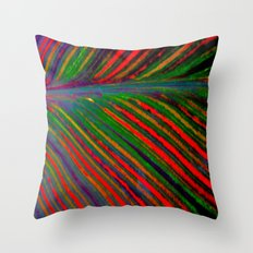 Tropicanna Throw Pillow